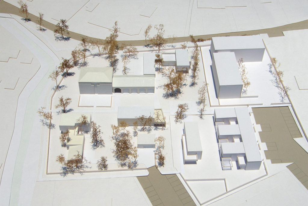 Le case di Villa Babeli